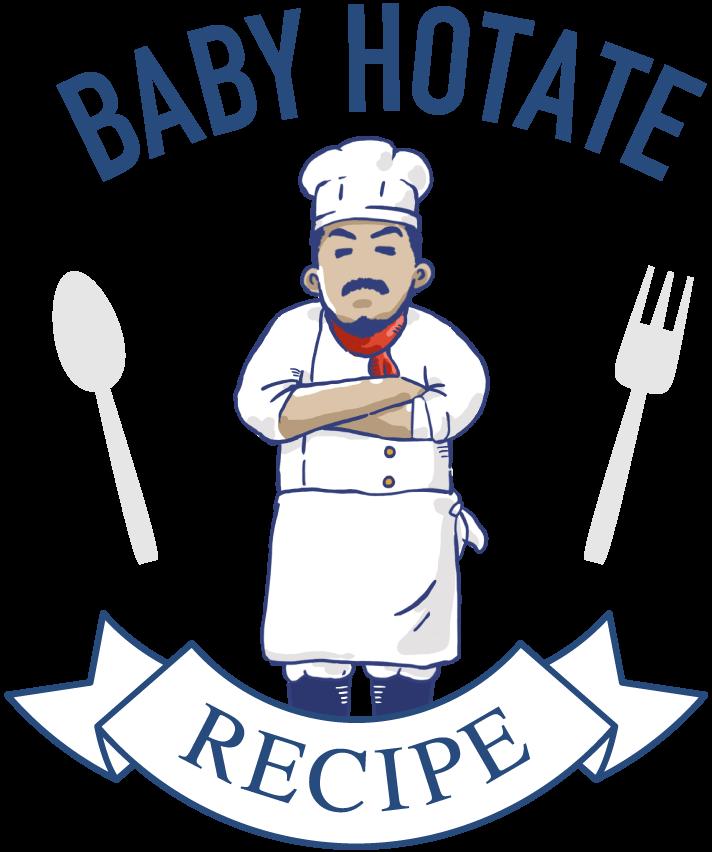 BABY HOTATE RECIPE